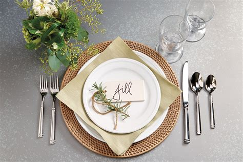 place setting ideas place setting inspiration how to decorate