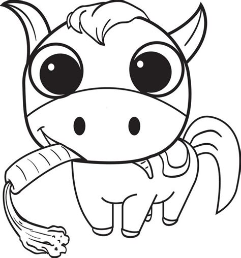 coloring pages of cartoon horses free coloring pages of animated vegetables
