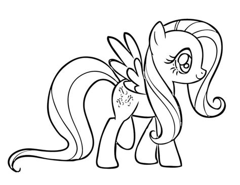 fluttershy my little pony coloring page my little pony my little pony coloring pages fluttershy coloring home