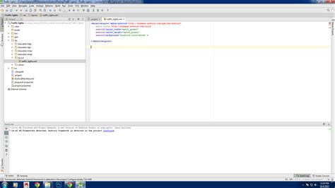 android graphical layout editor tutorial no graphical layout in android studio 1 3 2