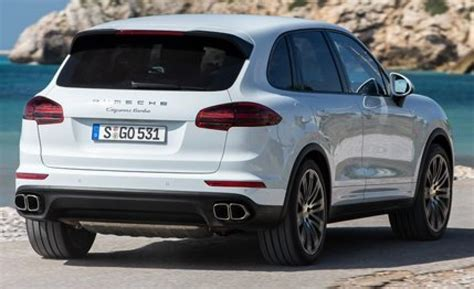 porsche jeep 2015 2015 porsche cayenne information and photos zombiedrive
