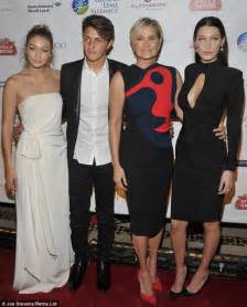 how many children does yolanda foster have yolanda foster s ex mohamed doesn t believe bella and