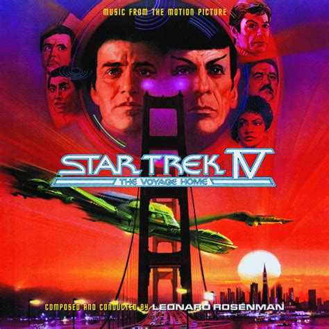 trek iv the voyage home