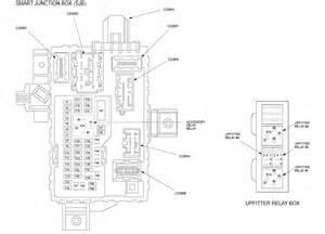 2008 Ford F350 Fuse Box Diagram 2008 Ford F450 Fuse Diagram