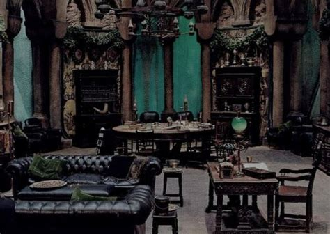 gothic home decorations slytherin common room audio atmosphere
