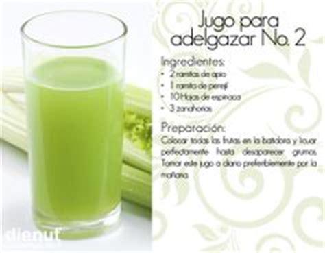 Jugos Detox Para Bajar De Peso Recetas by 1000 Images About Jugos Verdes On Salud