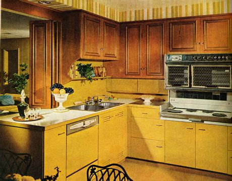 1960 s kitchen 1960s kitchens kitchen design ideas