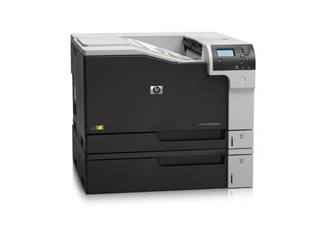 Hp Color Laserjet Enterprise M750dn Hp Store Uk