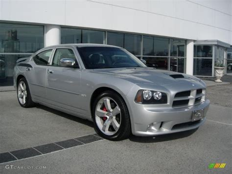 custom silver dodge charger bright silver metallic 2007 dodge charger srt 8 exterior