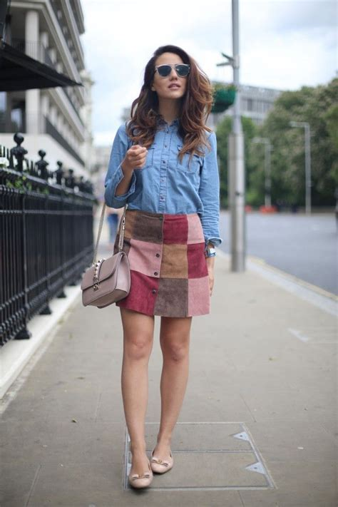 Patchwork Denim Trend - 5 ways to wear the patchwork trend glam radar