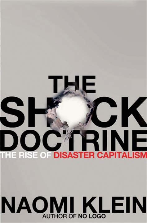 the shock doctrine us hardcover naomi klein
