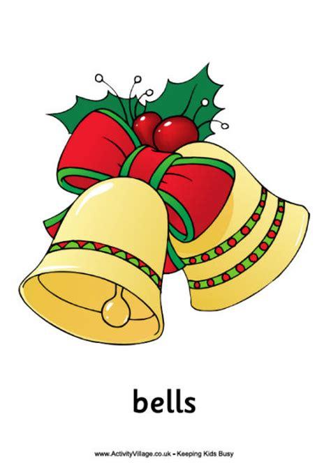 printable christmas bells 5 best images of christmas bells printable free