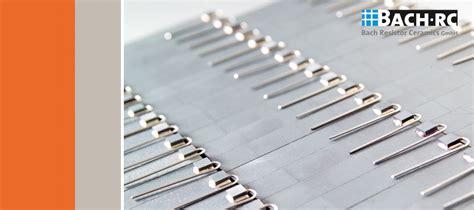 bach resistor ceramic gmbh bach rc bach resistor ceramics gmbh halbleiterausr 252 stungen gl 252 hz 252 nder und heizvorrichtungen