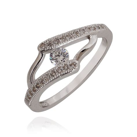 collections hamesha petal silver ring grt jewellers