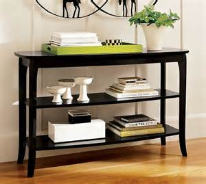 how to decorate sofa table how to decorate a console table vignettes