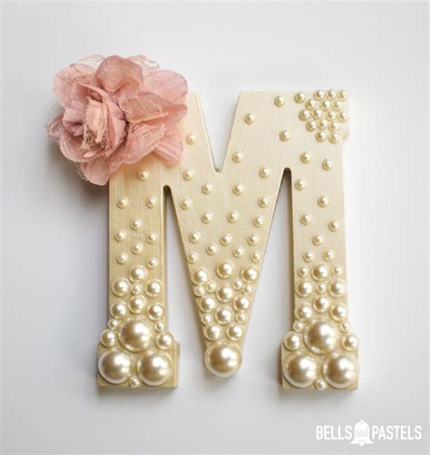 Decorative Wooden Letter For Baby Shower Bridal Shower Decorated Letters For Nursery