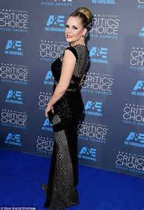 Carie Top critics choice awards worst dressed led by