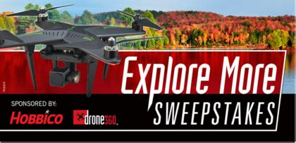More Magazine Sweepstakes - drone360 magazine explore more sweepstakes sun sweeps