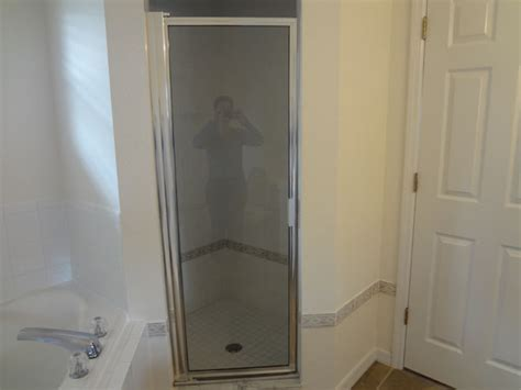 Shower Doors For Stand Up Shower My New House A Blank Canvas Inspiration Laboratories
