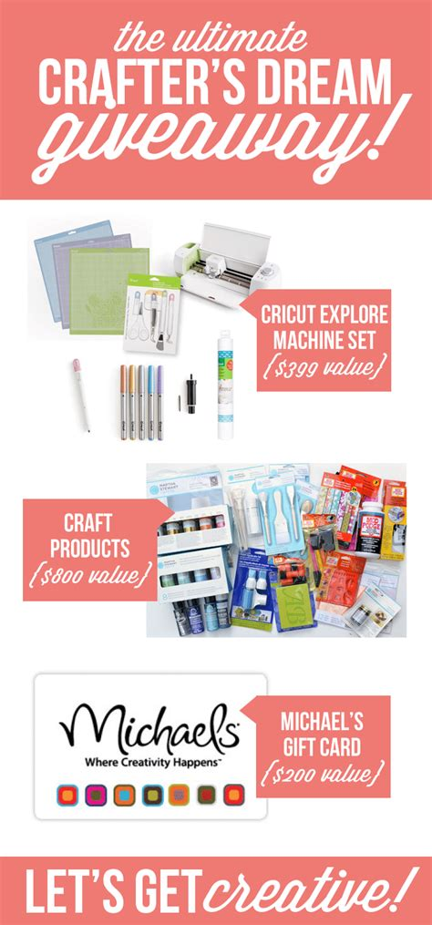 Craft Giveaway - the ultimate crafters dream giveaway the 36th avenue