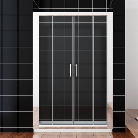 Bp04p4 Tempered Safety Glass Cheap Used Sliding Shower Buy Shower Doors