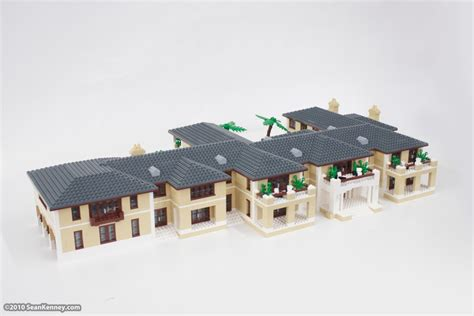 Custom Mansion Floor Plans house in the hamptons a lego 174 creation by sean kenney