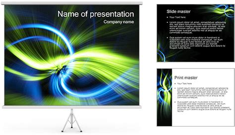 amazing free powerpoint templates amazing abstraction powerpoint template backgrounds id