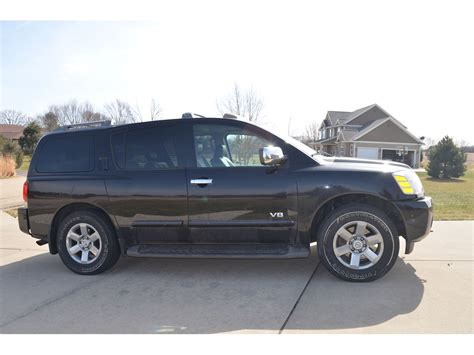 used 2007 nissan armada for sale by owner in wi 53794