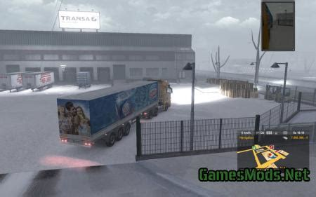 sorglos packet v 8.1 fГјr trucksimmap » gamesmods.net