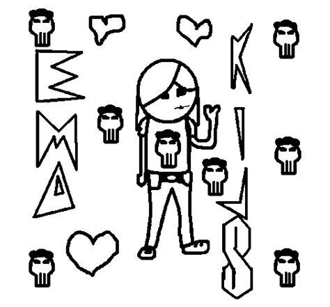 imagenes emos para dibujar emos chidos para dibujar imagui