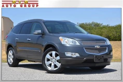 how cars engines work 2009 chevrolet traverse navigation system find used 2009 traverse ltz immaculate navigation entertainment backup camera moonroof in