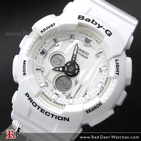 Casio Baby G Ba 120 Sp 1 buy casio baby g scratch pattern analog digital sport