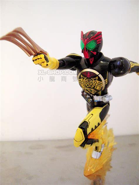 Shf Gatack Extender Tamashi Bandai bandai tamashii exclusive s h figuarts kamen rider ooo takakiriba takatorartar
