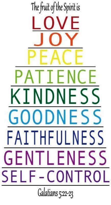 5 fruits of the spirit the living galatians 5 22 23 nasb but the fruit