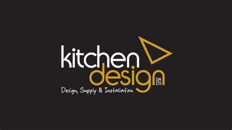 logo design for kitchen design south west in torquay