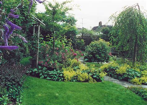 Cottage Garden Planting Scheme by Planting Schemes Garden Features Haywood Landscapes Ltd