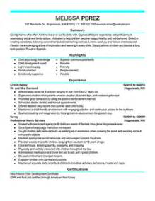 professional nanny resume images for modern nanny resume