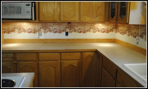 kitchen wallpaper backsplash backsplash over wallpaper wallpapersafari