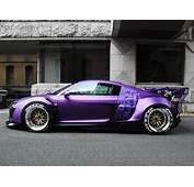 Audi R8 Tuning Pictures