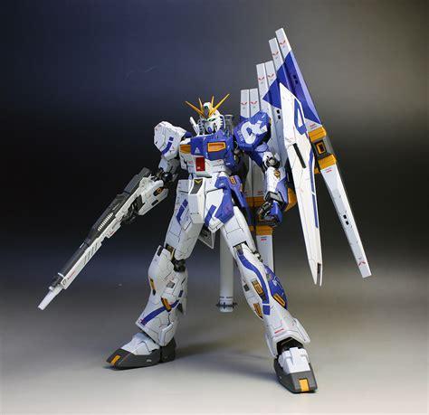Mg Nu Gundam Ver Ka mg 1 100 nu gundam ver ka painted build improved