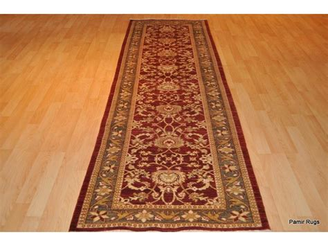 10 foot wool runner rug great deal on qualty handmade runner