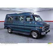 1993 Chevrolet Chevy Van G20 Passenger Conversion In