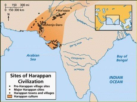 why is indus valley civilization and the gandhara