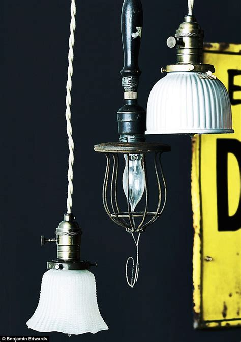 Statement Pendant Lights Interiors Industrial Evolution Daily Mail