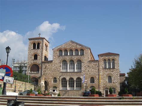 salonicco turisti per caso chiesa di san demetrio viaggi vacanze e turismo