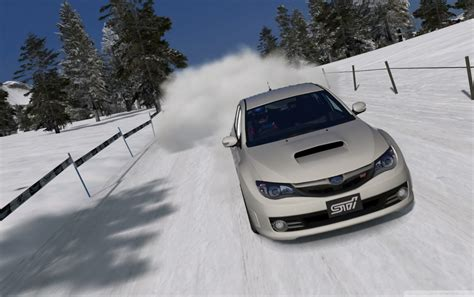 subaru snow wallpaper subaru impreza sti snow wallpapers subaru impreza sti
