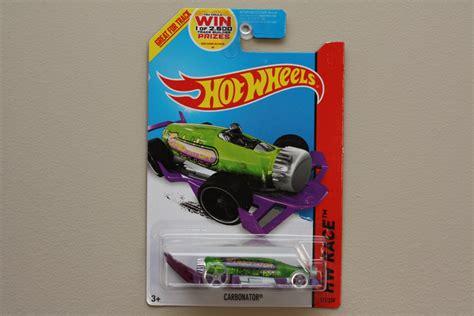Wheels 2014 Carbonator wheels 2014 hw race carbonator green purple bottle