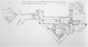 taliesin west floor plan taliesin west floor plan images amp pictures becuo