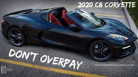 pricing     mid engine corvette prevent price