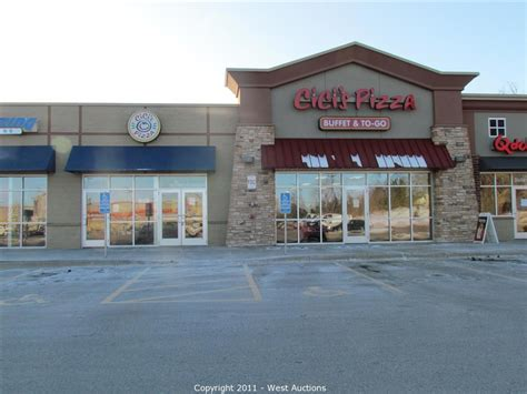 pizza plymouth mn west auctions auction complete restaurant formerly